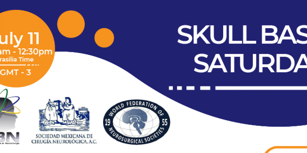 WEBINAR SKULL BASE SATURDAY