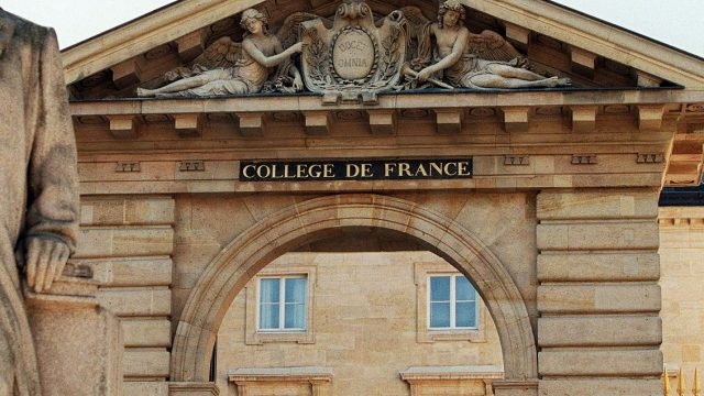 Neurochirurgie guidée par l'image – Presentation du Pr Emmanuel Mandonnet au collège de France