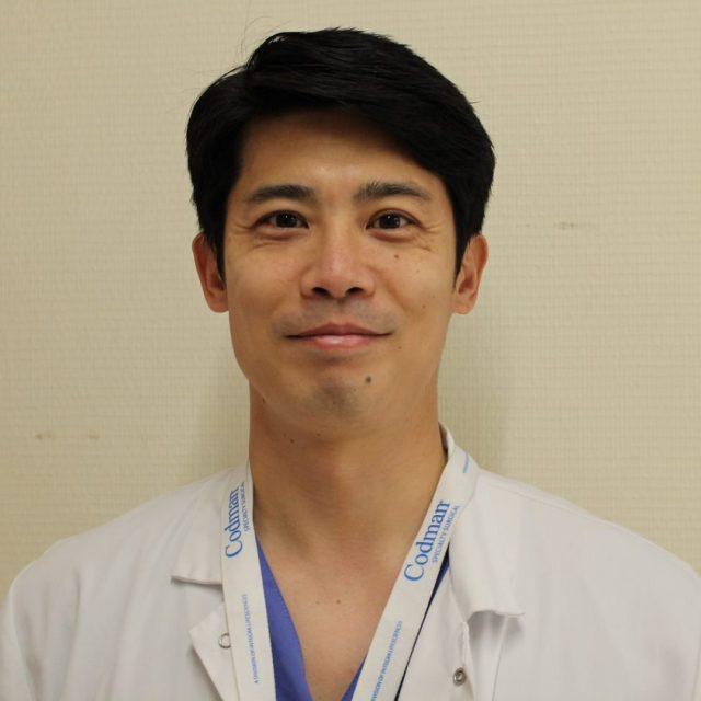 Dr Fumihiro Matano