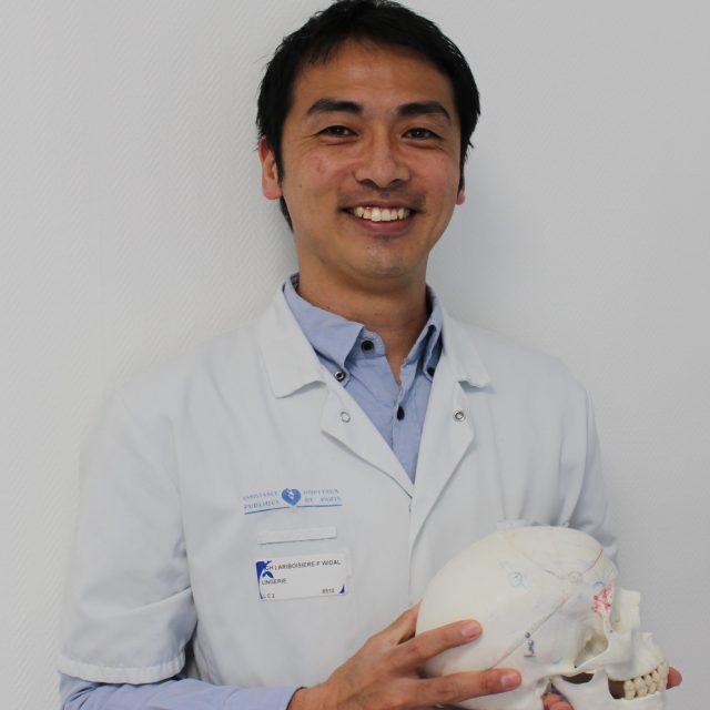 Dr Atsuchi Okano